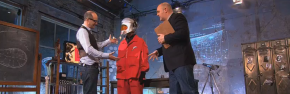 BBC-Dara-O-Briain's-Science-Club-Alterssimulationsanzug-Old-Age-Suit-Age-Explorer