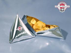 SilverPack Höfliche Verpackung Ampac Flexibles