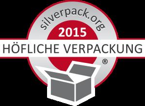 SilverPack Höfliche Verpackung Award
