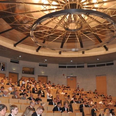 Gundolf-Meyer-Hentschel, Zürich, Speaker