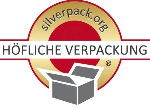 Höfliche Verpackung polite packaging politepackaging Silverpack Award
